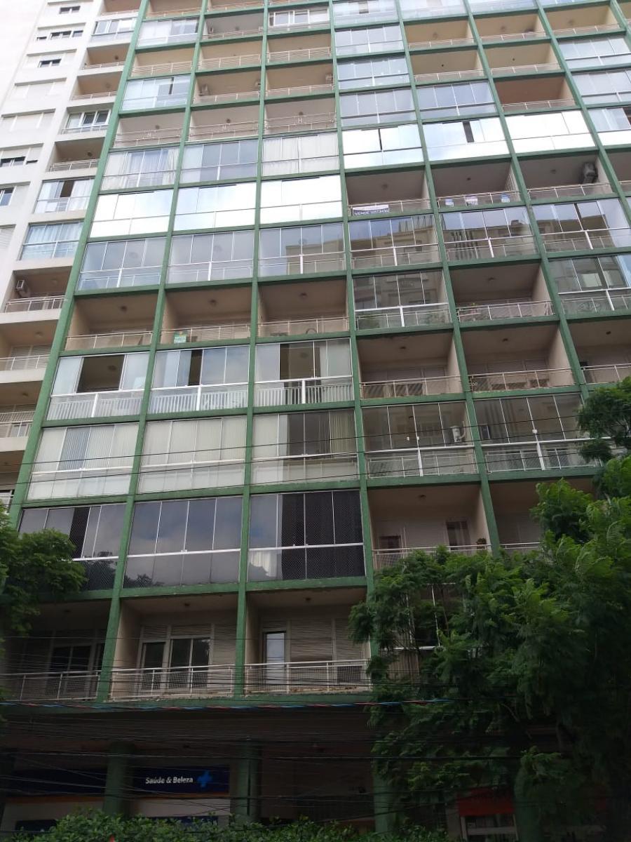 Um Apartamento n° 137, Bloco C, 13° andar - Edifício Esplanada - Rua Ramiro Barcelos n°1107 - Poa/RS