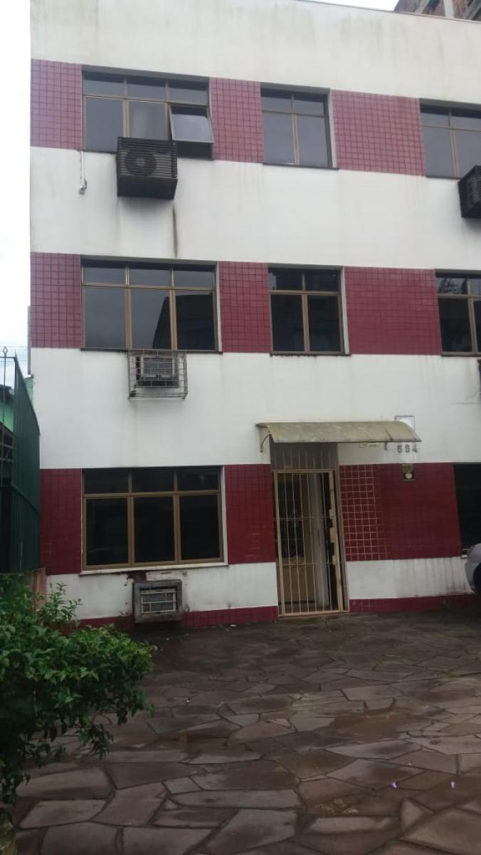 Casa de alvenaria - Rua Livramento, 584 - Porto Alegre/RS