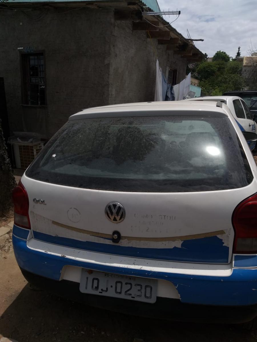 VW/Gol 1.0 - Ano/modelo: 2009/2010