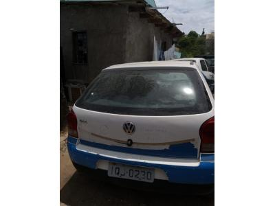 LOTE 010 - VW/Gol 1.0 - Ano/modelo: 2009/2010