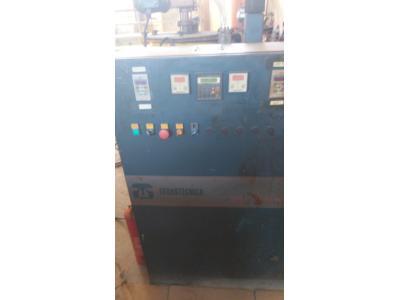 LOTE 019 - Máquina de espumação utilizada na industria de colchões